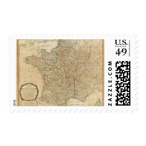 Francia, gobiernos sello