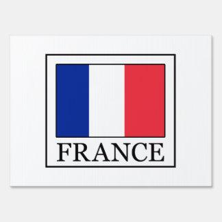 Francia Letrero