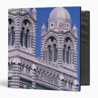 """Francia, Marsella, Provence. La del de la catedral Carpeta 1 1/2"""""""