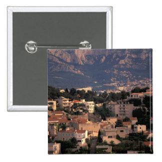 Francia Marsella Provence Suburbios meridionale Pin