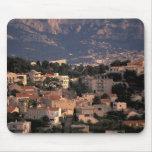 Francia, Marsella, Provence. Suburbios meridionale Tapete De Raton