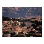 Francia, Marsella, Provence. Suburbios Postal