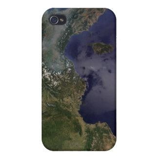 Francia meridional e Italia septentrional iPhone 4 Cobertura