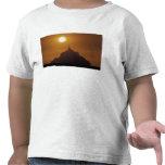 Francia, Normandía. Santo Micaela de Mont Camiseta