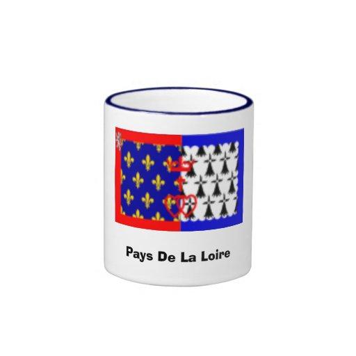 Francia-Paga el La el Loira del De Taza De Café