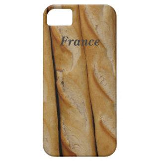 Francia - pan francés iPhone 5 Case-Mate protector