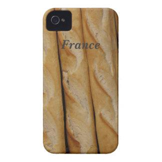 Francia - pan francés iPhone 4 carcasas
