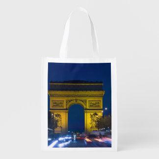 Francia París El Arco del Triunfo y