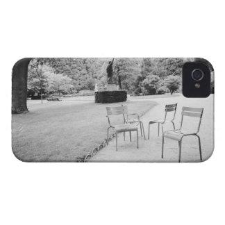 FRANCIA, París: Luxemburgo cultiva un huerto estat Case-Mate iPhone 4 Carcasa