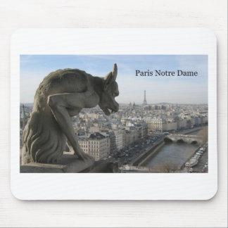 Francia París Notre Dame (por St.K) Mouse Pads