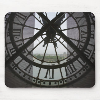 Francia, París. Visión a través de río Sena a trav Mouse Pad