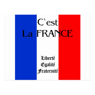 Francia Postales