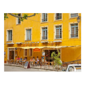 Francia, Provence, Moustiers-Ste-Marie. Crédito Postales