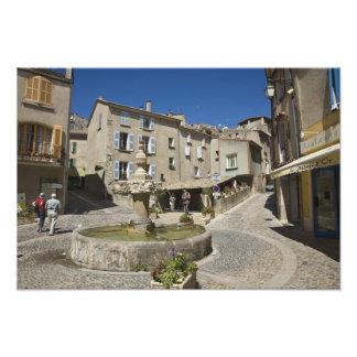 Francia Provence Valensole Los turistas explora Fotografías