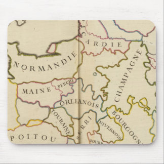Francia, Providences y límites Alfombrilla De Ratones
