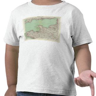 Francia septentrional camisetas