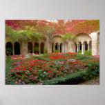 Francia, St. Remy de Provence, claustros en 3 Impresiones