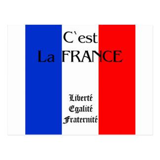 Francia Tarjetas Postales