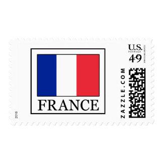 Francia Timbres Postales
