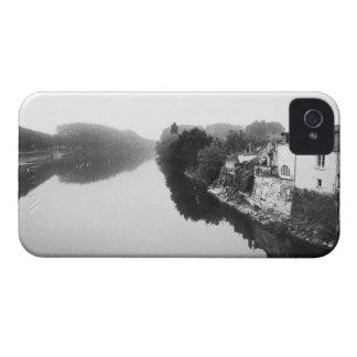 FRANCIA, Touraine, el Loira: Opinión de CHINON del iPhone 4 Case-Mate Carcasas
