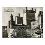 Francia, Uzes, Gard, Les viaja a de Duche Tarjeta Postal
