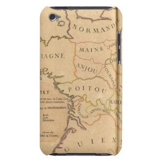 Francia y departamentos Case-Mate iPod touch cobertura