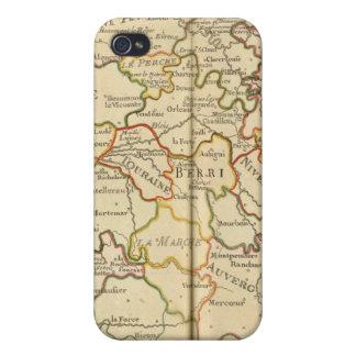 Francia y límites iPhone 4/4S fundas