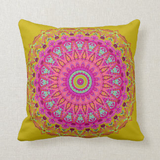 Francie Kaleidoscope Pillow in 2 Sizes