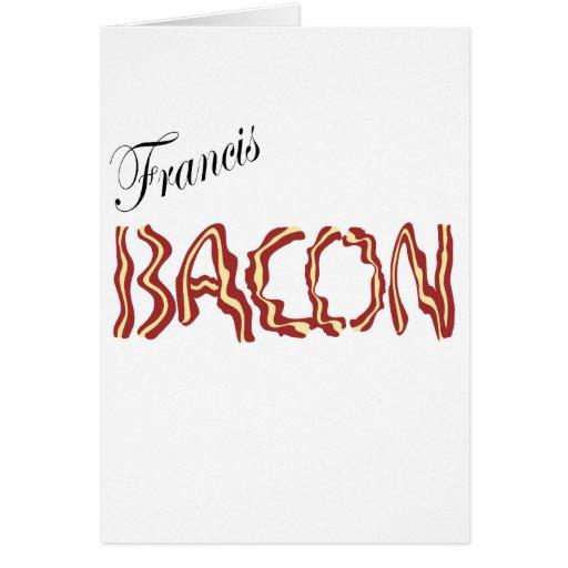 Francis Bacon Felicitaciones