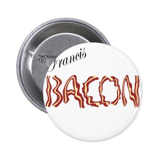 Francis Bacon Pin Redondo 5 Cm