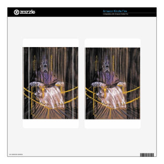 Francis Bacon - Screaming Popes Skin For Kindle Fire