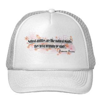 Francis Bacon Trucker Hat