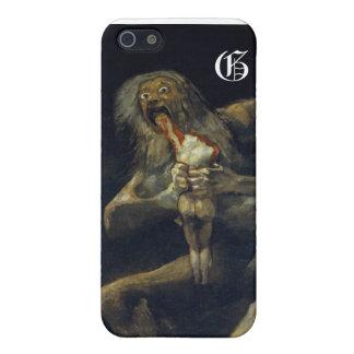 Francis de Goya iPhone SE/5/5s Cover
