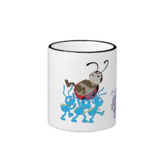 Francis Disney Ringer Coffee Mug