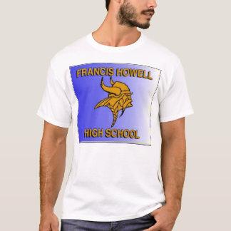 Francis Howell Viking Head T-Shirt
