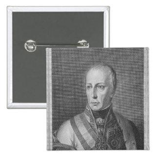 Francis II, Holy Roman Emperor Button