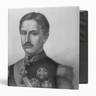 Francis II of the Two Sicilies Binder