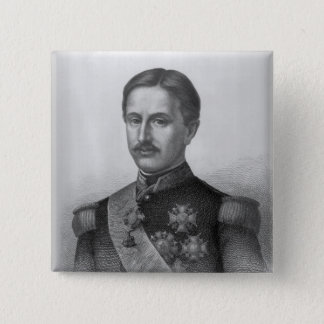 Francis II of the Two Sicilies Pinback Button