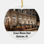 Francis Marion Hotel Ornaments