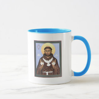 Francis of Assisi mug