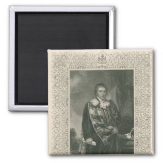 Francis Russell  5th Duke of Bedford Refrigerator Magnet