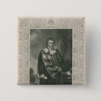 Francis Russell  5th Duke of Bedford Pinback Button