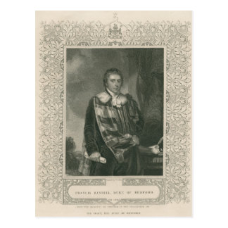 Francis Russell  5th Duke of Bedford Post Cards