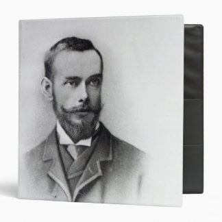 Francis Thompson, engraved by Emery Walker, 1894 3 Ring Binder