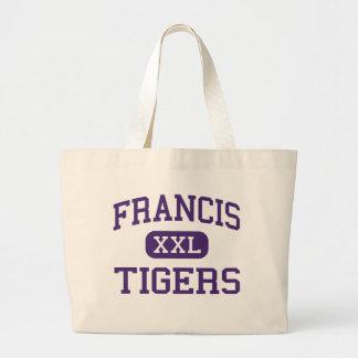 Francis - Tigers - Junior - Washington Canvas Bags