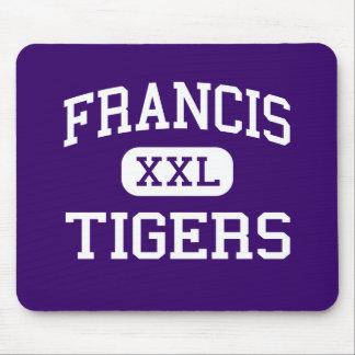 Francis - Tigers - Junior - Washington Mouse Mat