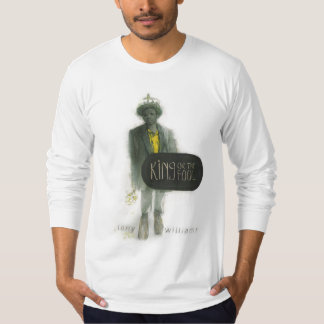 Francis Vallejo Portrait (Mens T-Shirt) T-Shirt