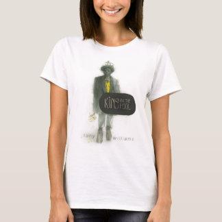 Francis Vallejo Portrait T-Shirt