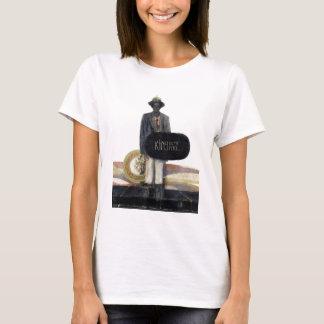 Francis Vallejo Portrait (Women) T-Shirt