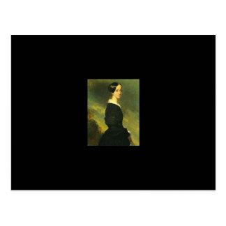 Francisca de braganca postcard